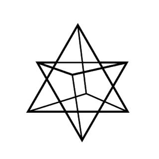 Merkaba geometry